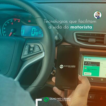 Tecnologias que facilitam a vida do motorista