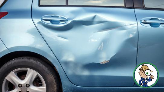 como saber se o carro possui sinistro