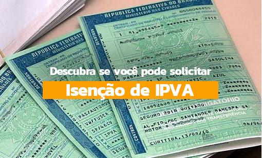 Quem pode comprar carros com isenção de IPVA