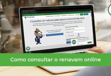Como consultar o Renavam online? Consulte pela placa!