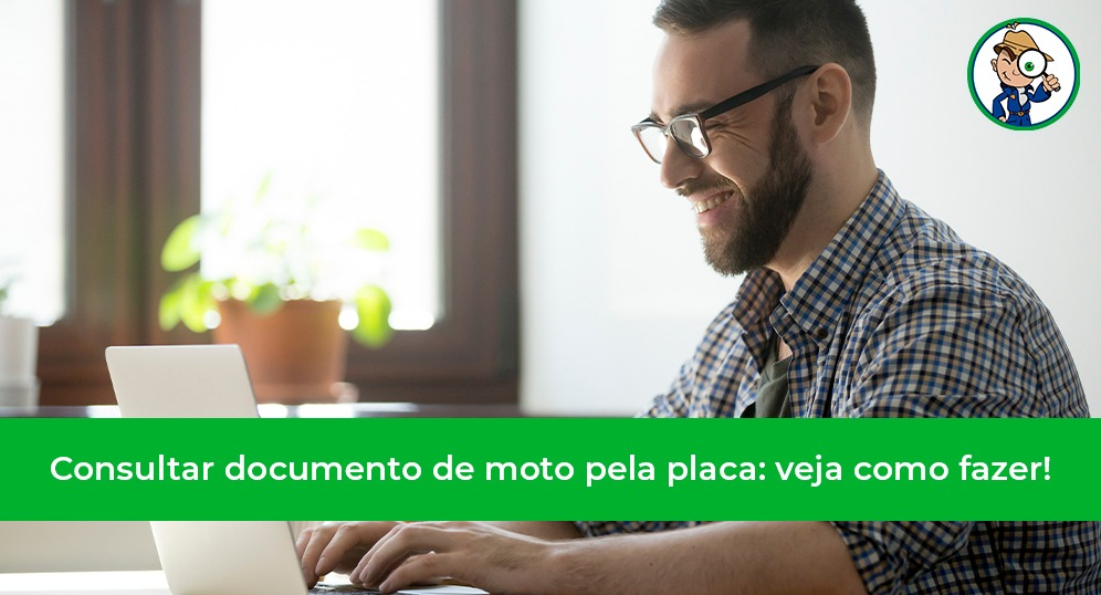 como consultar documento de moto online