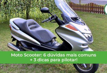 moto Scooter saiba mais