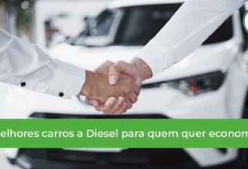 carros a Diesel mais econômicos