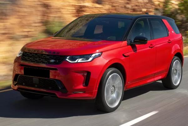 Land Rover Discovery Sport 2020 um dos carros SUV dos sonhos