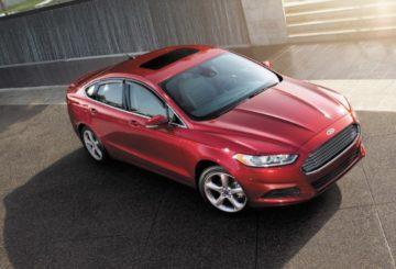 Avaliação, Ficha Técnica e Opinião Ford Fusion – 2.5 Flex