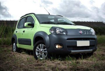 imagem Novo Fiat Uno 2011