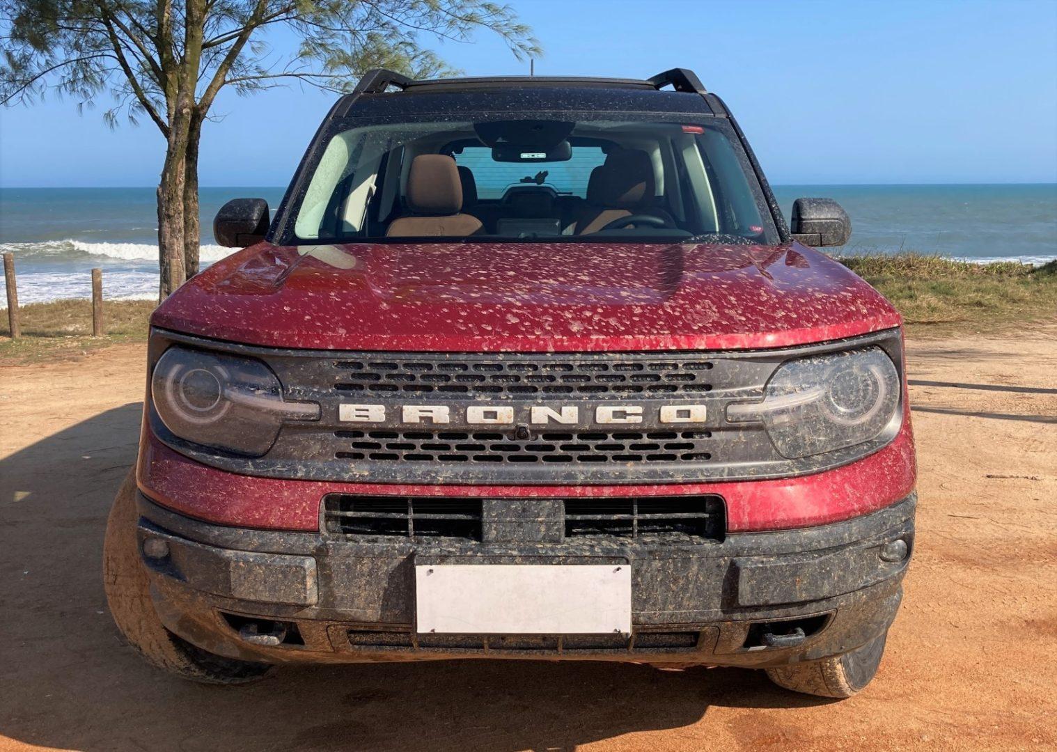 Imagem Fiat Bronco Sport frente