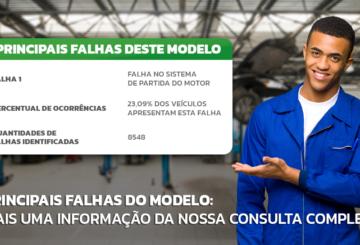 imagem principais falhas do modelo consulta Olhonocarro